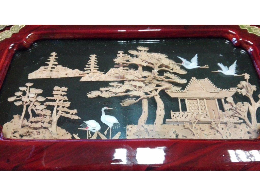Hrací skřínka-japonsko