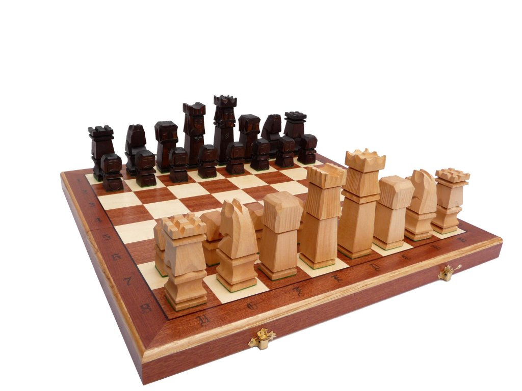 Šachová souprava ORAVA