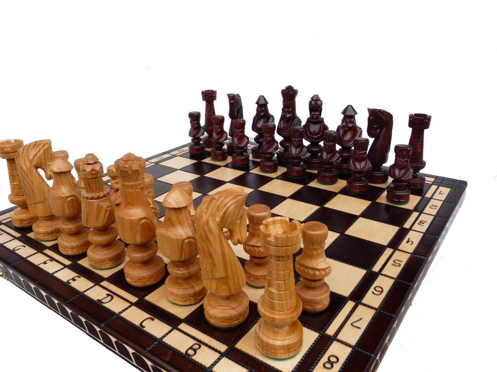 Šachová souprava SMALL CESAR
