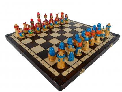 Šachová souprava BABUSHKI