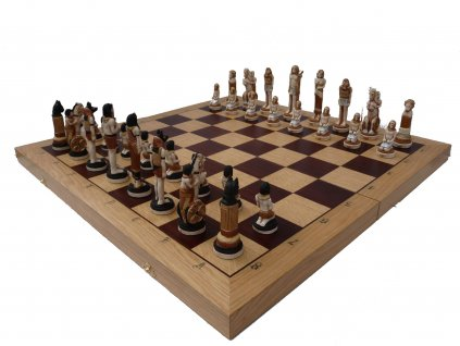 Šachová souprava EGYPT