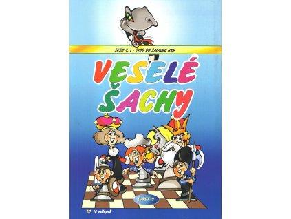 veselé šachy sešit č 1 k 53731