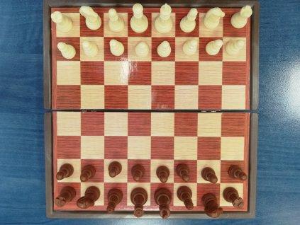 Plastové šachy