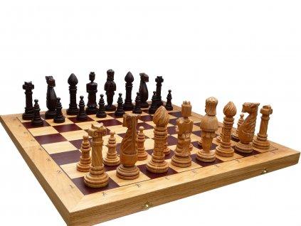 Šachová souprava OAK