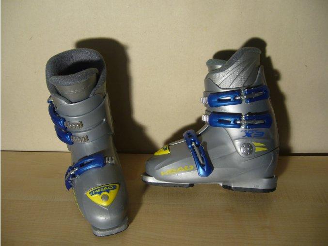 lyžařské boty HEAD Carve X3