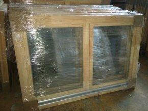 Niesamowite Okna dřevěná - RÁJ OKEN II62