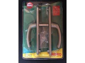 Kování na vchodové plastové dveře  kovaní na vchodové plastové dveře