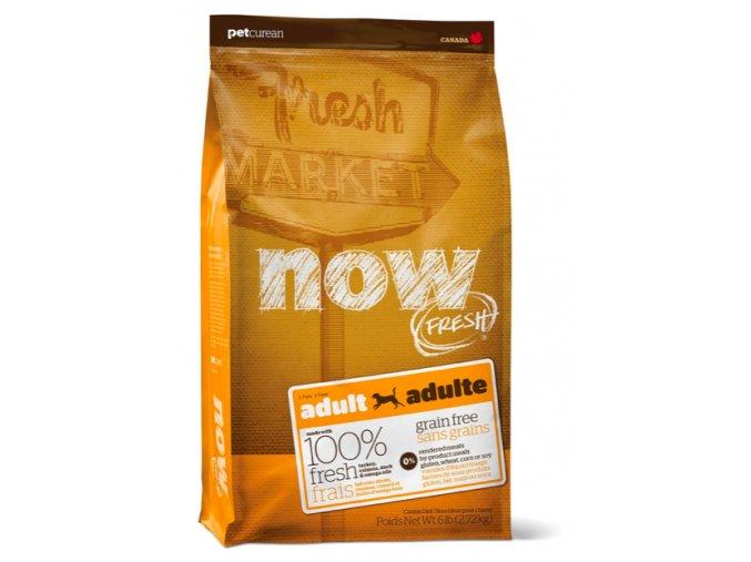 PetCurean NOW FRESH Grain Free Adult DF 11,33 kg