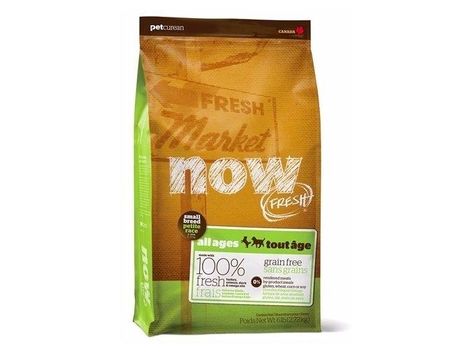 PetCurean NOW FRESH Grain Free Small Breed 11,33kg