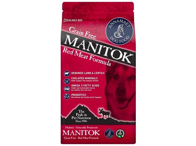 Annamaet Grain Free MANITOK 13,61 kg na aaagranule.cz