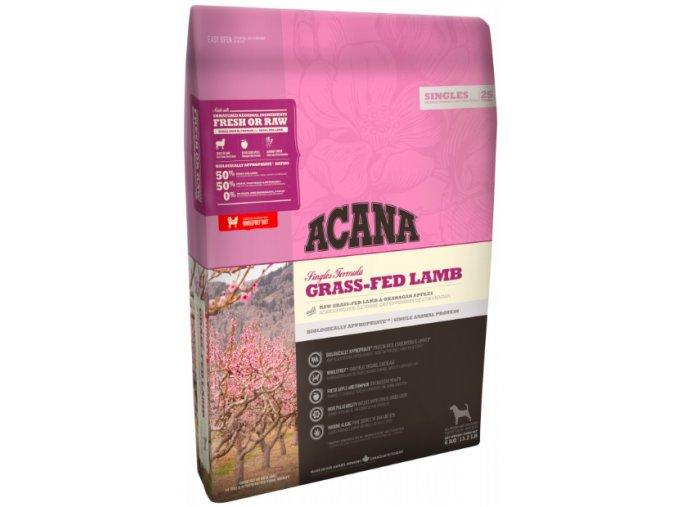 Acana SINGLES GRASS FED LAMB 11,4 kg