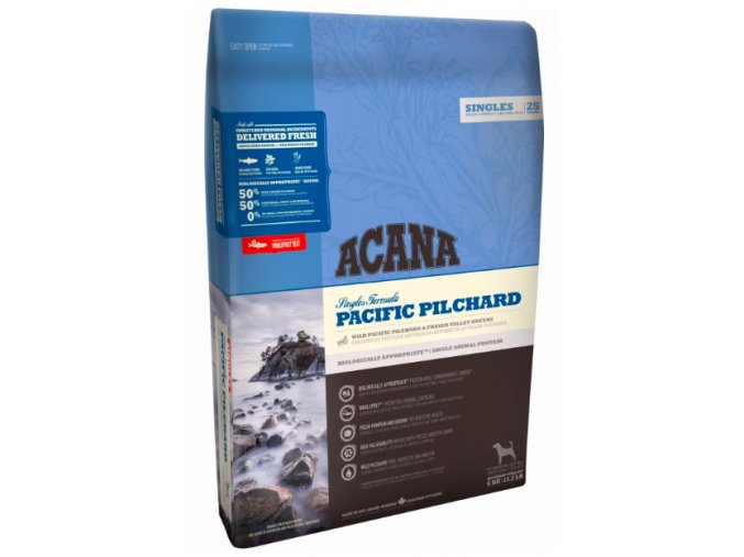Acana Dog Pacific Pilchard Singles 6kg na aaagranule.cz