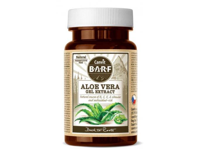 Canvit BARF Aloe Vera Gel Extract 40g na aaagranule.cz