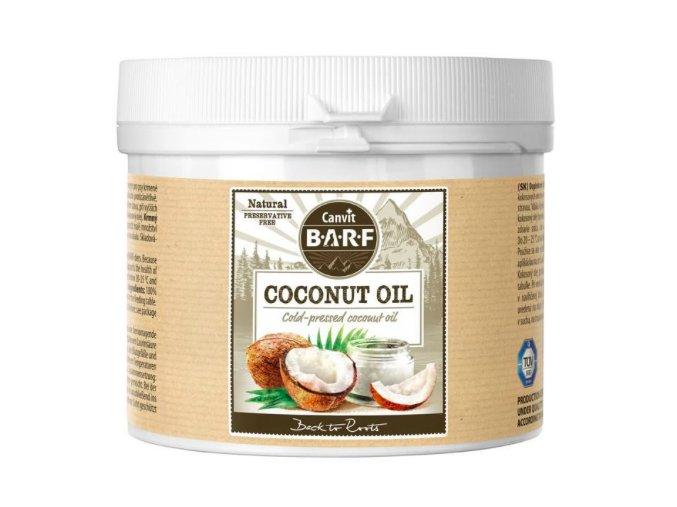 Canvit BARF Coconut oil 600 g na aaagranule.cz