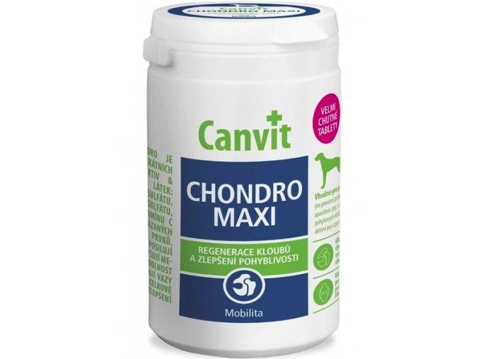 Canvit Chondro Maxi 1 kg na aaagranule.cz