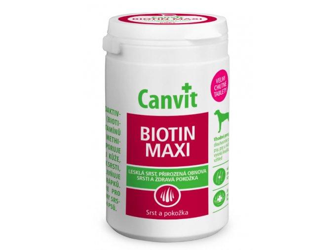 Canvit Biotin Maxi 500gna aaagranule.cz