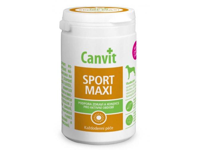 Canvit Sport Maxi 230 g na aaagranule.cz