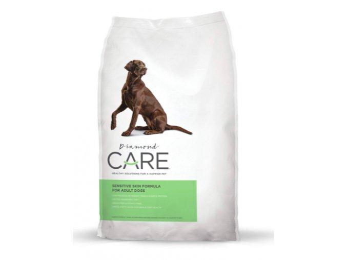 Diamond Care Sensitive Skin Dog 11,34kg na aaagranule.cz