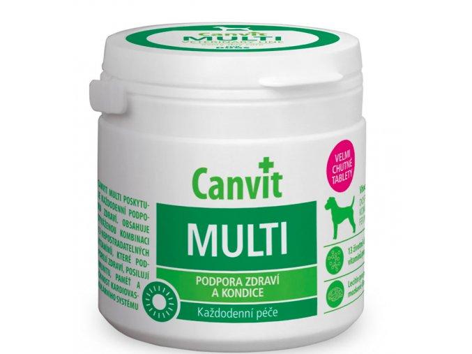 Canvit Multi pro psy ochucený 500g na aaagranule.cz
