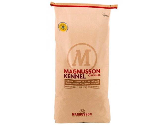 Magnusson Original KENNEL 14kg na aaagranule.cz
