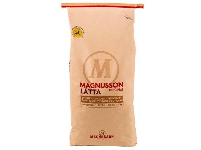 Magnusson Original LÄTTA 14kg na aaagranule.cz