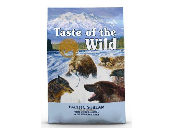 TOW Pacific Stream Canine 5,6kg na aaagranule
