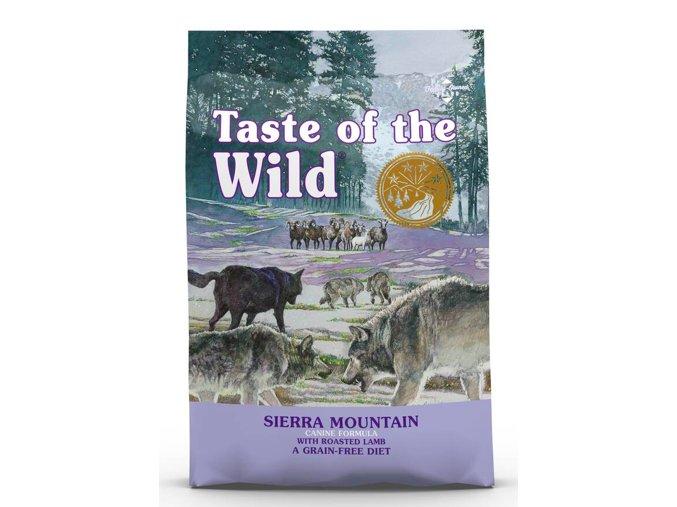 TOW Sierra Mtn. Canine 5,6kg na aaagranule