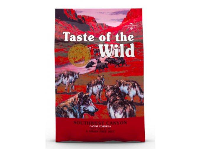 Taste of The Wild Southwest Canyon Canine 5,6 kg na aaagranule