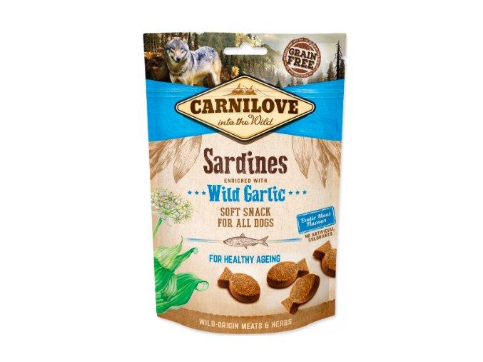 Carnilove dog Sardines with wild garlic 200 g na aaagranule