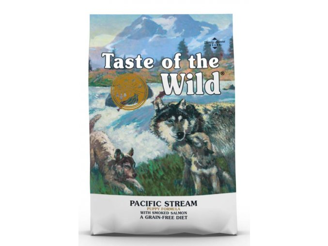 Taste of the Wild Pacific Stream Puppy 12,2kg na aaagranule