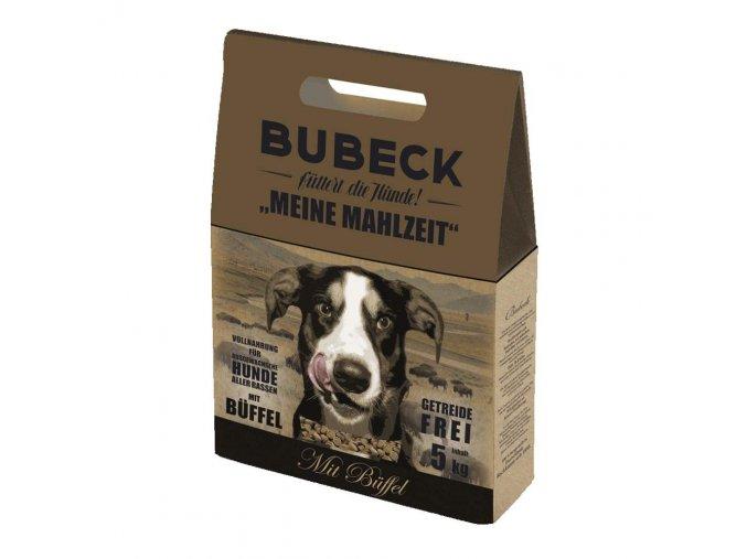 BUBECK Edition 1893 Meine Mahlzeit Buffel 5 kg na aaagranule