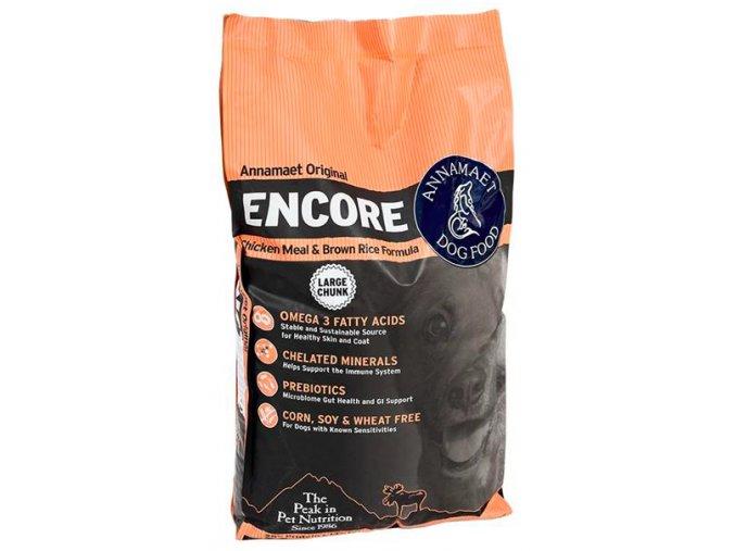 Annamaet ENCORE 25% Large Chunk 18,14 kg na aaagranule