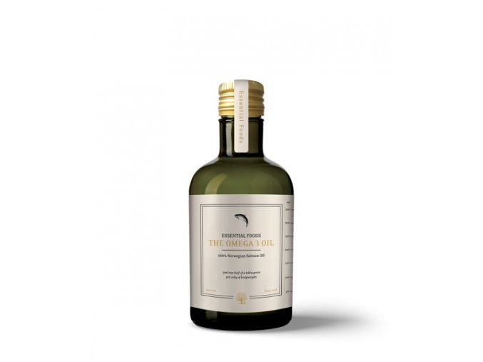 ES Omega 3 Oil 0,5l na aaagranule