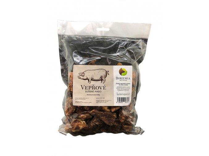 BOHEMIA Vepřové sušené 350 g na aaagranule