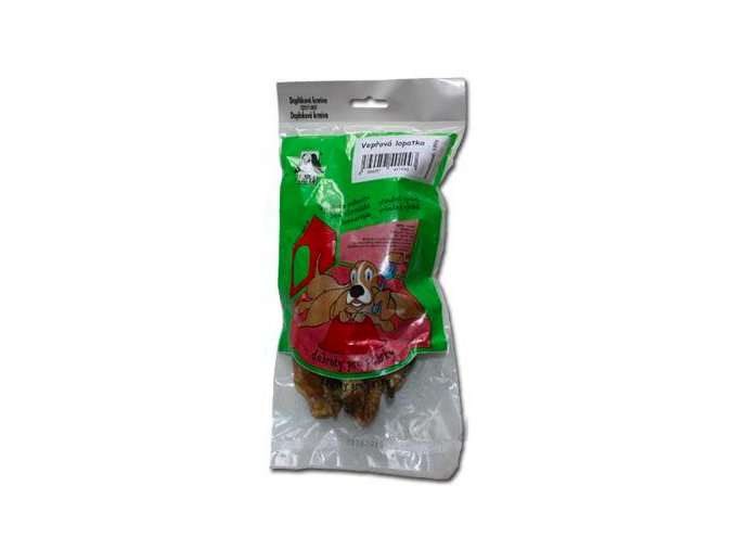 Pochoutka sušená MAPES vepřové lopatky 100g na aaagranule