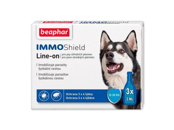 Line on IMMO Shield pes M 3x3ml na aaagranule