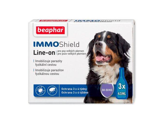 Line on Beaphar IMMO Shield pes L 3x4,5 ml na aaagranule