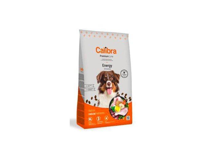Calibra Dog Premium Line Energy 12 kg NEW na aaagranule