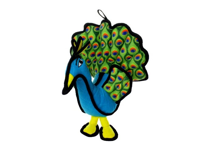 TUFFY Zoo PEACOCK páv na aaagranule