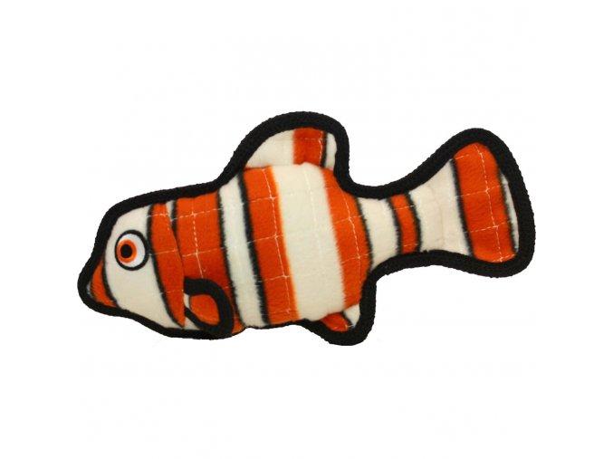 TUFFY Ocean Creature FISH ORANGE rybička 3