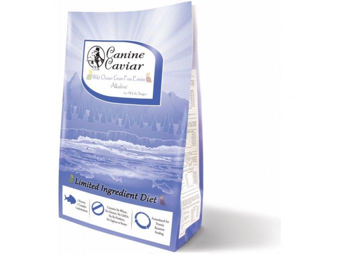 Canine Caviar Wild Ocean GF Alkaline (sleď) 10kg na aaagranule