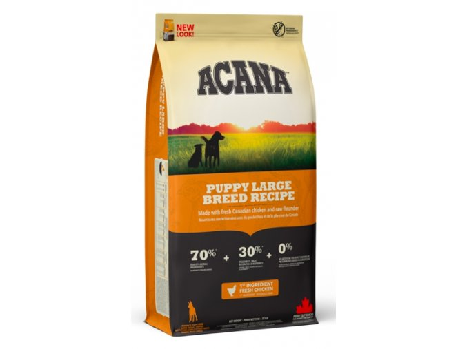 Acana Dog Puppy Large Breed Heritage 11,4 kg
