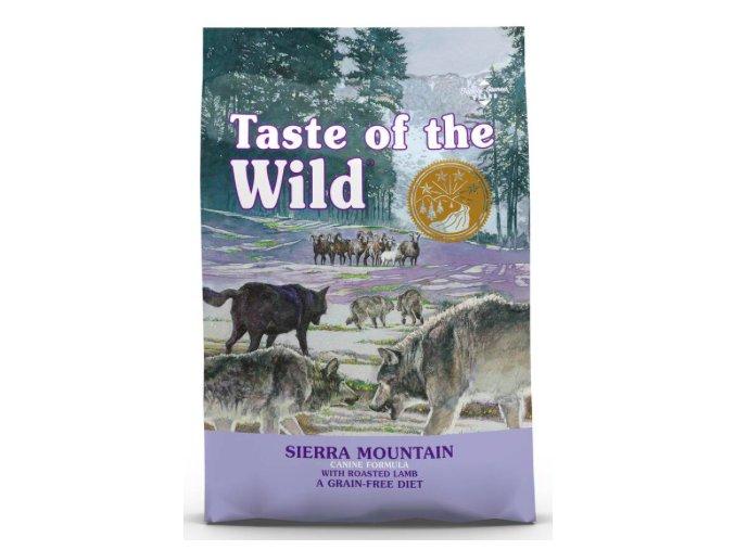 TOW Sierra Mtn. Canine 12,2kg na aaagranule