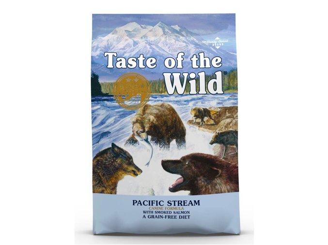 TOW Pacific Stream Canine 12,2kg na aaagranule