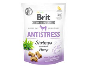 Brit Functional Snack Antistress Shrimps and Hemp 150g na aaagranule.cz