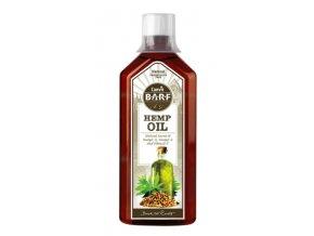 Canvit BARF Hemp Oil 500 ml na aaagranule.cz