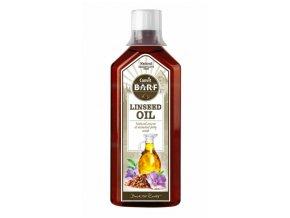 Canvit BARF Linseed Oil 500 ml na aaagranule.cz