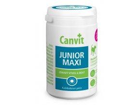 Canvit Junior Maxi 230 g na aaagranule.cz
