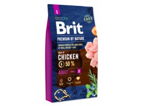 Brit Premium by Nature Adult S 8 kg na aaagranule.cz
