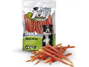 Calibra Joy Dog Classic Duck Strips 80g NEW na aaagranule